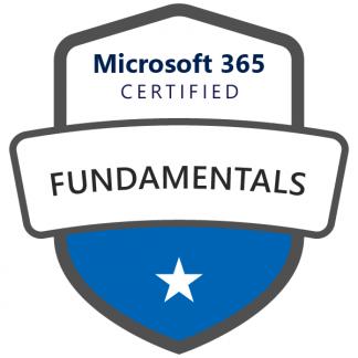examen certificacions 365 fundamentals