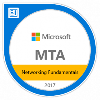 MTA 366 Fundamentos de redes
